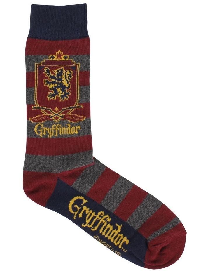 Men's Harry Potter Gryffindor Socks image 1