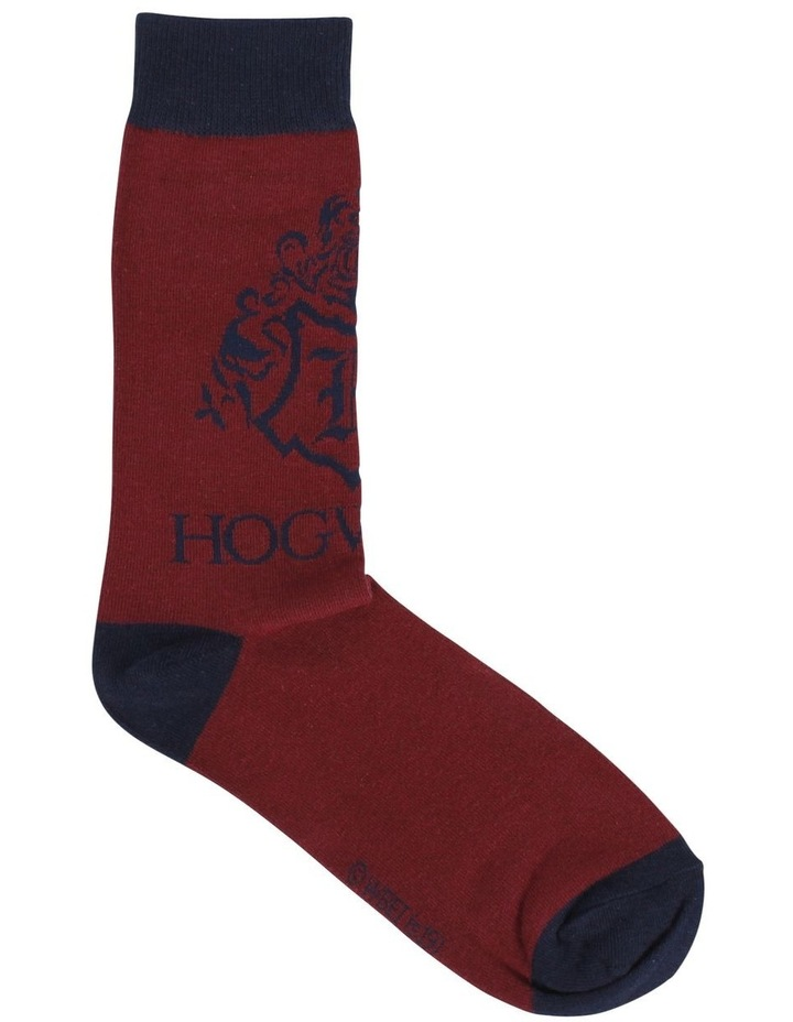 Men's Harry Potter Hogwarts Socks image 1