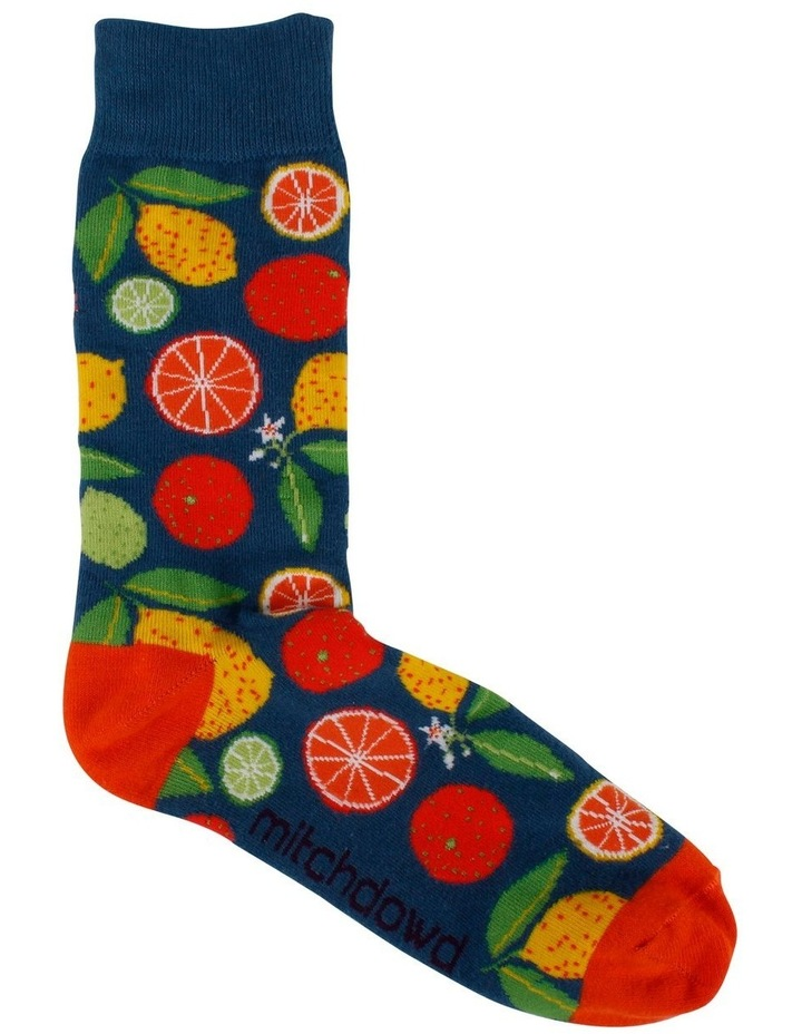 Citrus Fashion Sock image 1