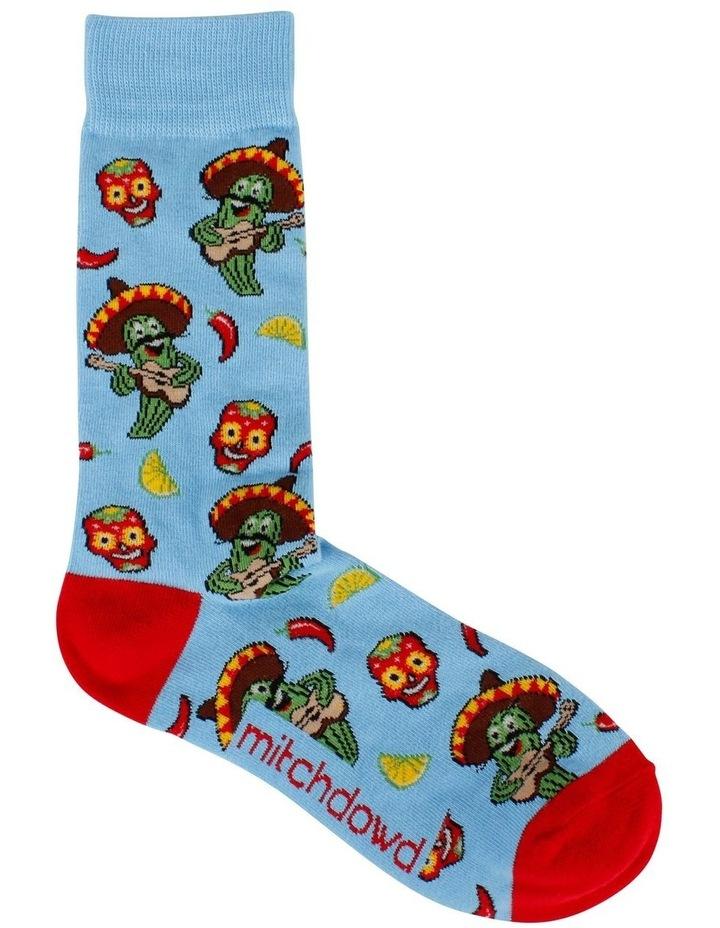 Fiesta Fashion Sock image 1
