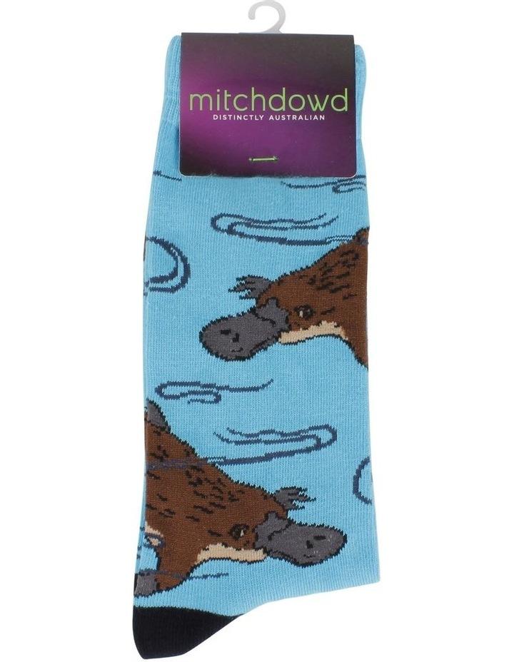 Platypus Fashion Sock image 2