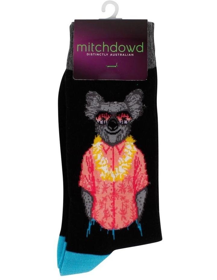 Koala Chill Fashion Sock image 1