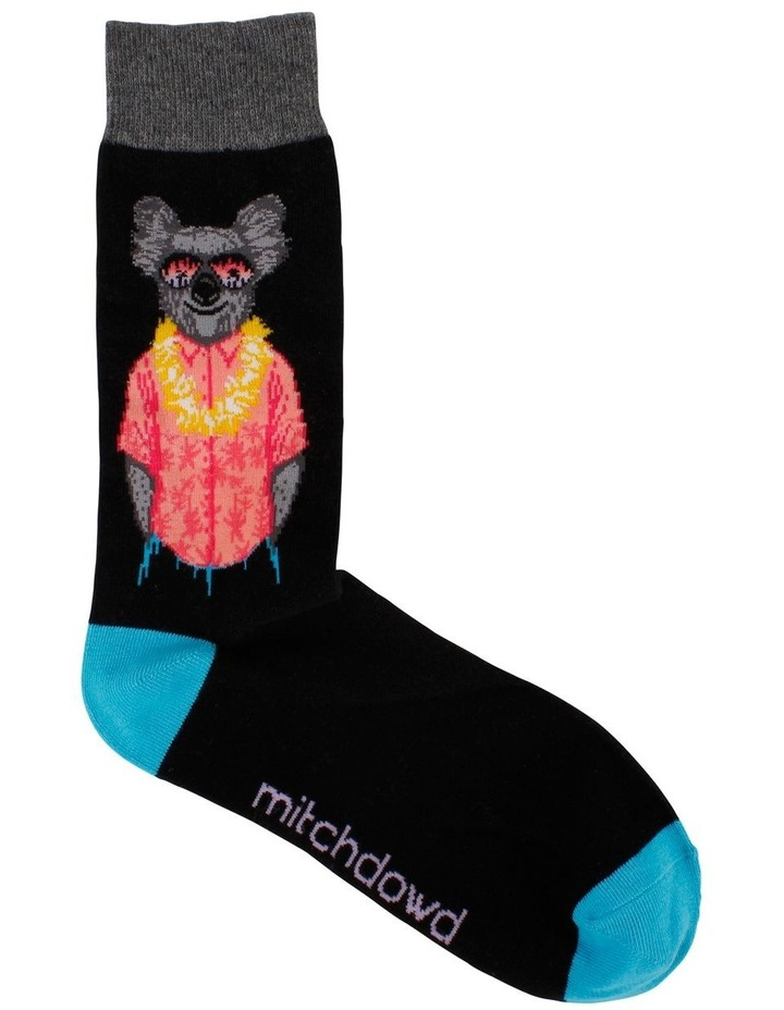 Koala Chill Fashion Sock image 1