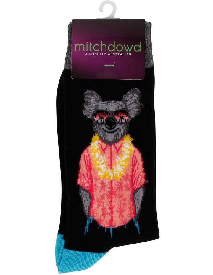 Koala Chill Fashion Sock image 2