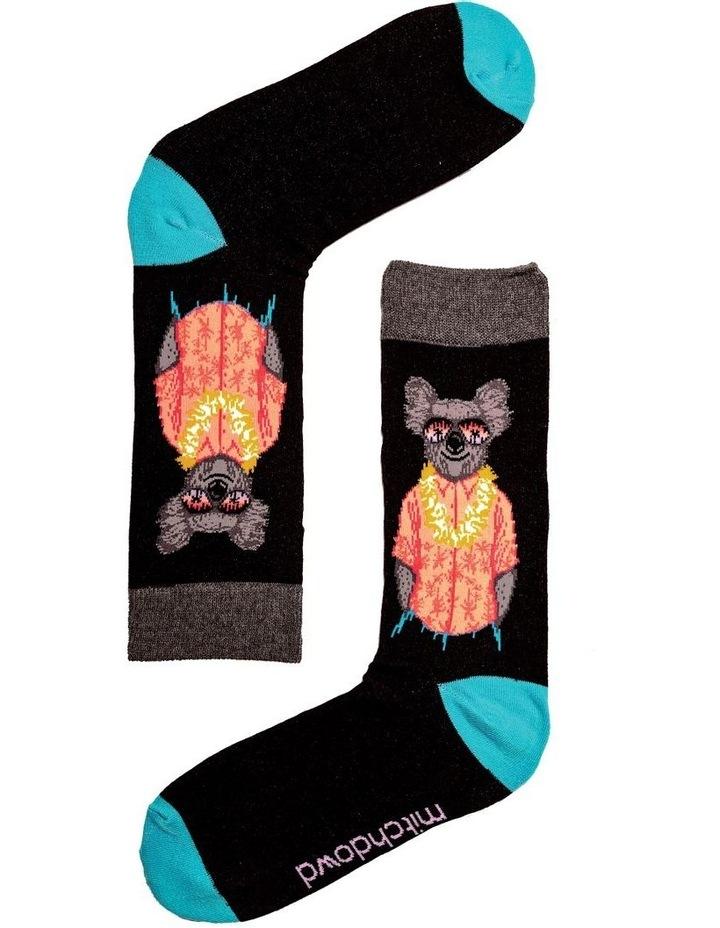 Koala Chill Fashion Sock image 3