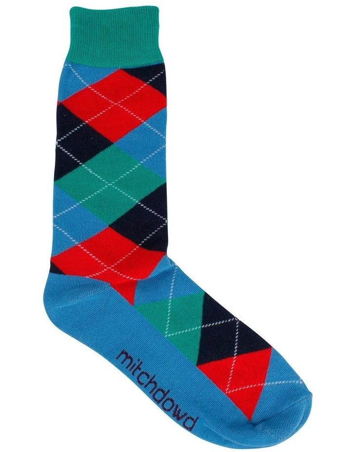 Argyle Fashion Sock image 1