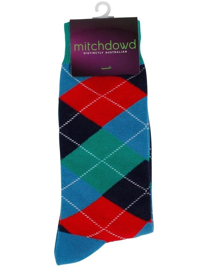 Argyle Fashion Sock image 2