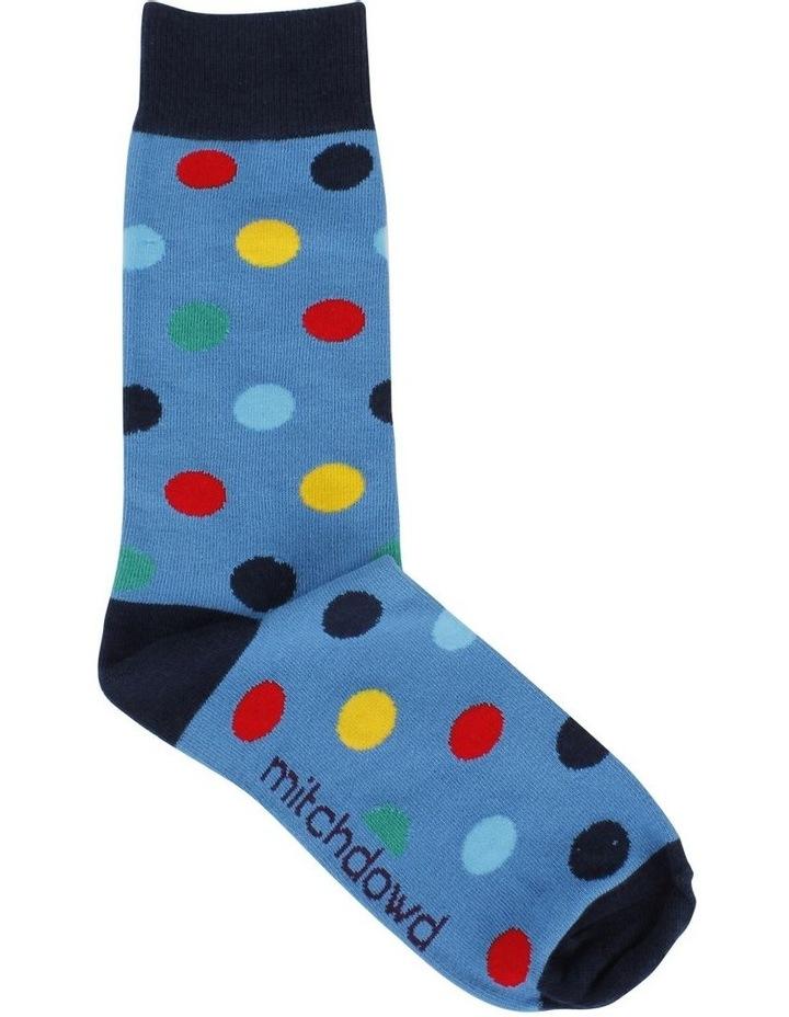 Big Spot Fashion Sock image 1