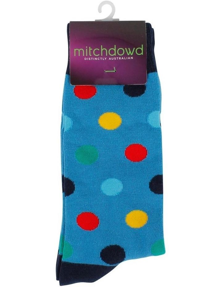 Big Spot Fashion Sock image 2