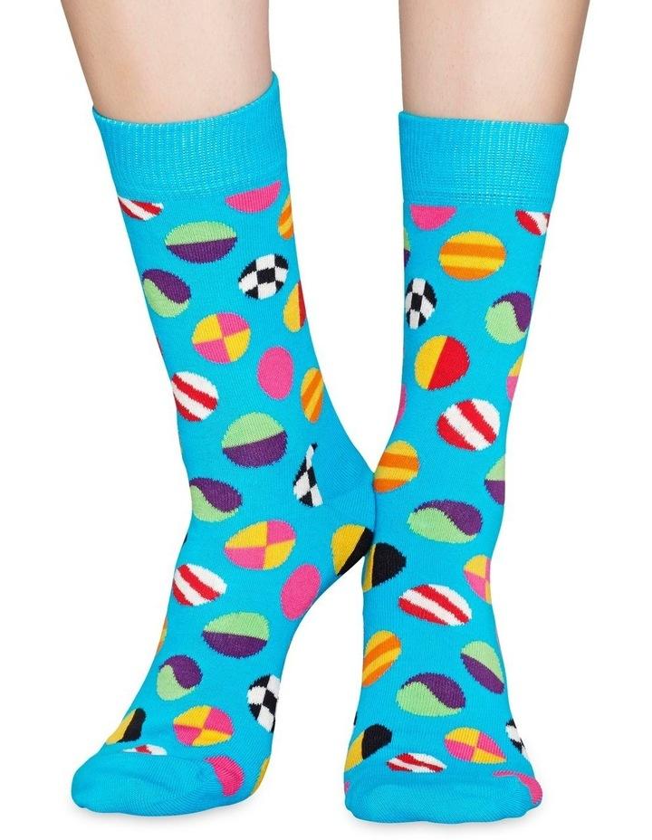 Clashing Dot Sock image 2