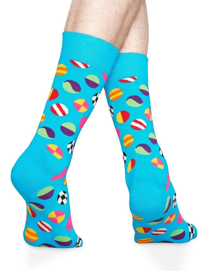 Clashing Dot Sock image 3