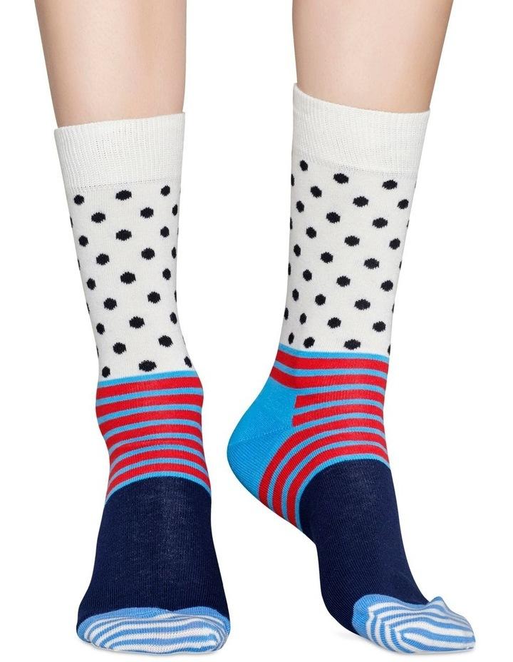 Stripe And Dot Sock image 2