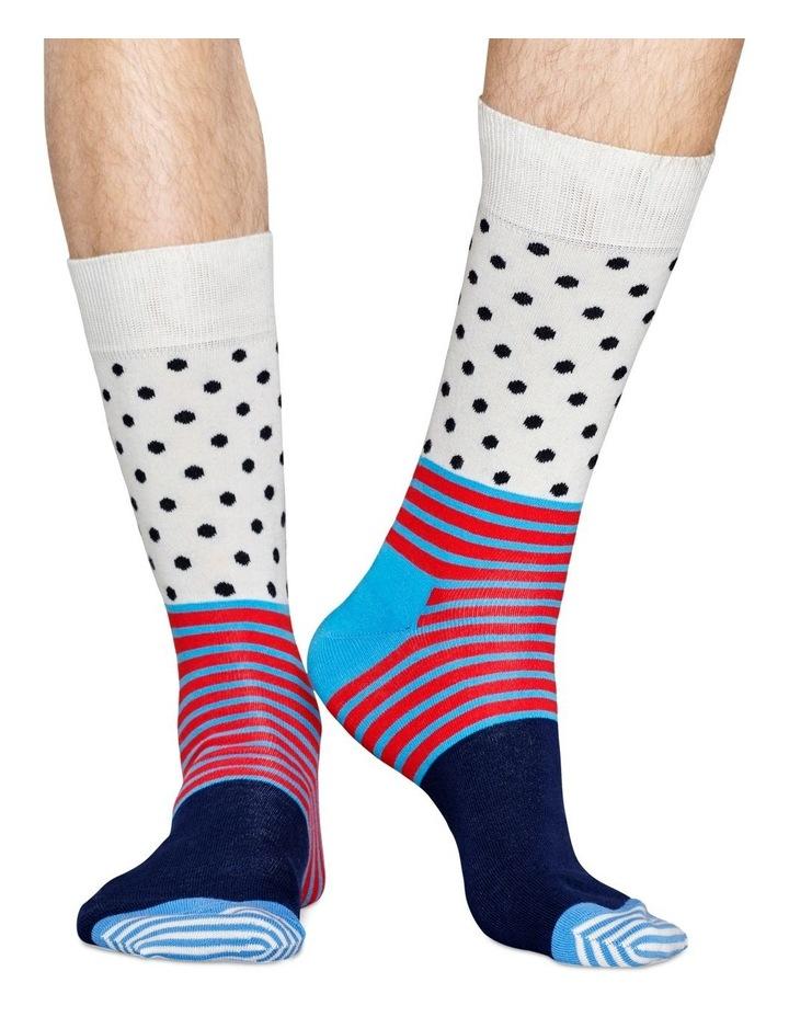 Stripe And Dot Sock image 3