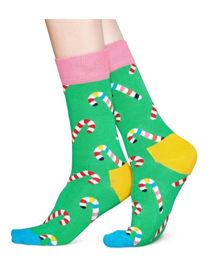 Candy Cane Sock image 2
