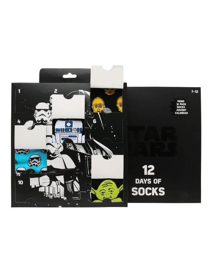 12 Days Of Socks Gift Pack image 1