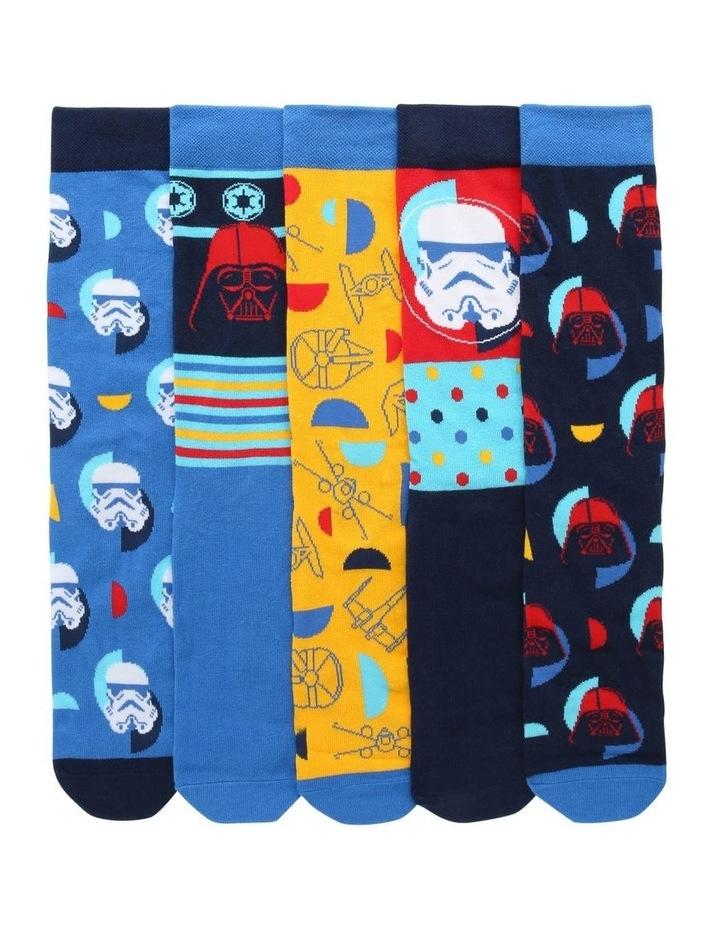 5 Pack Socks Gift Pack image 2