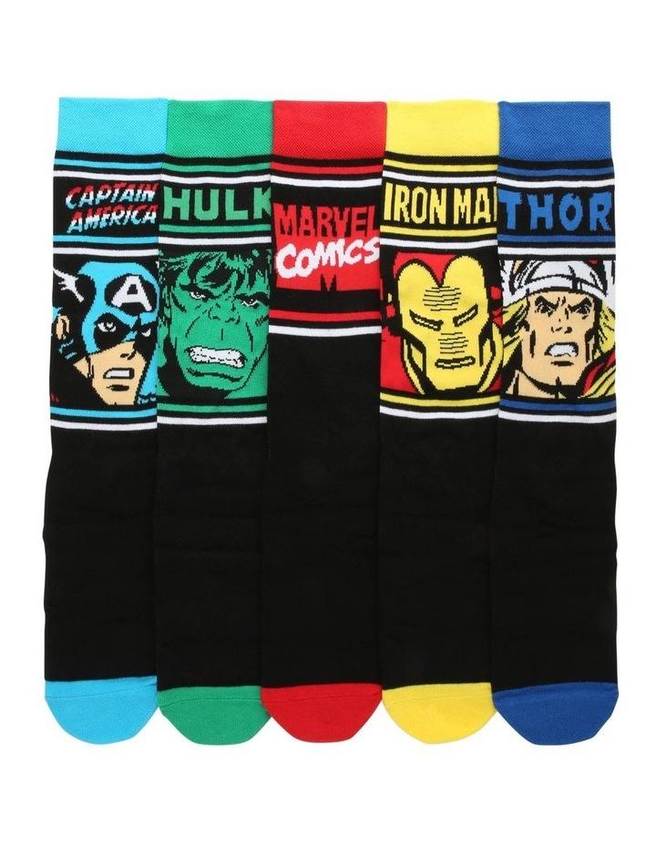 5 Pack Socks Gift Pack image 3