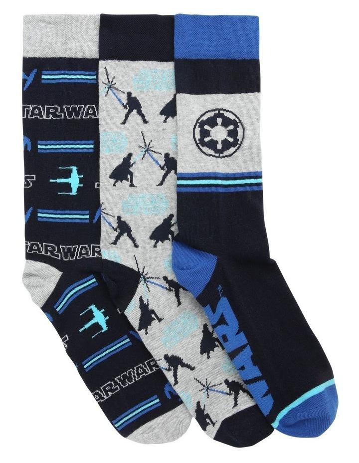 3 Pack Socks Gift Pack image 2