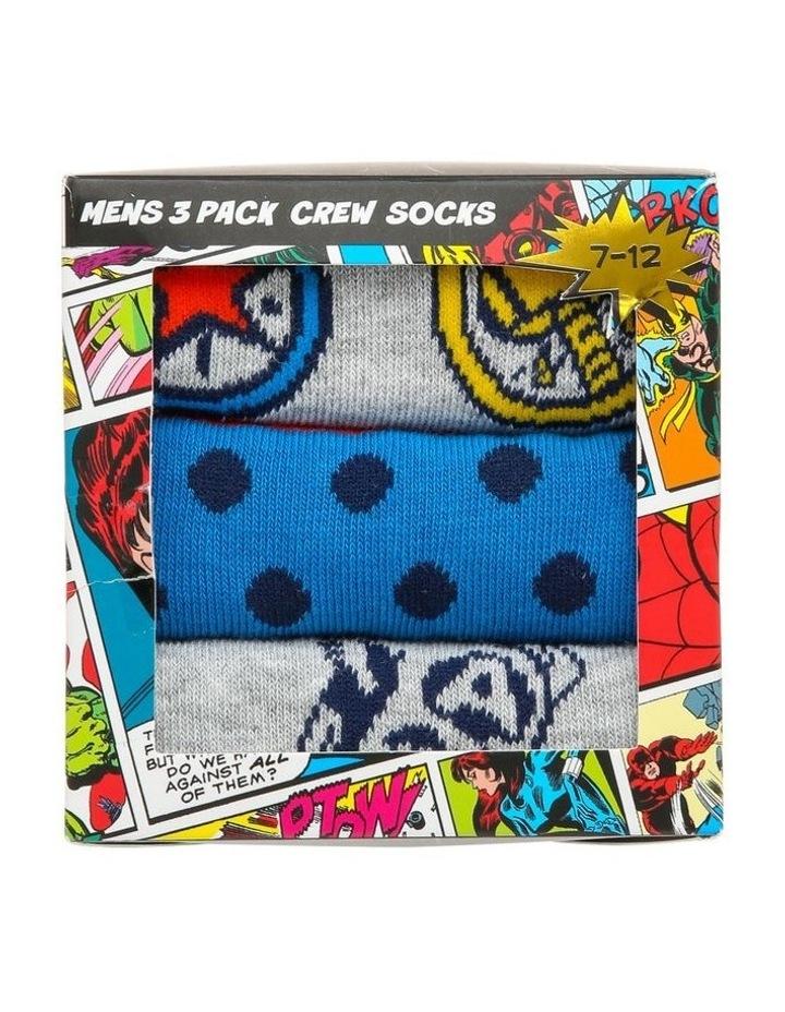 3 Pack Socks Gift Pack image 1