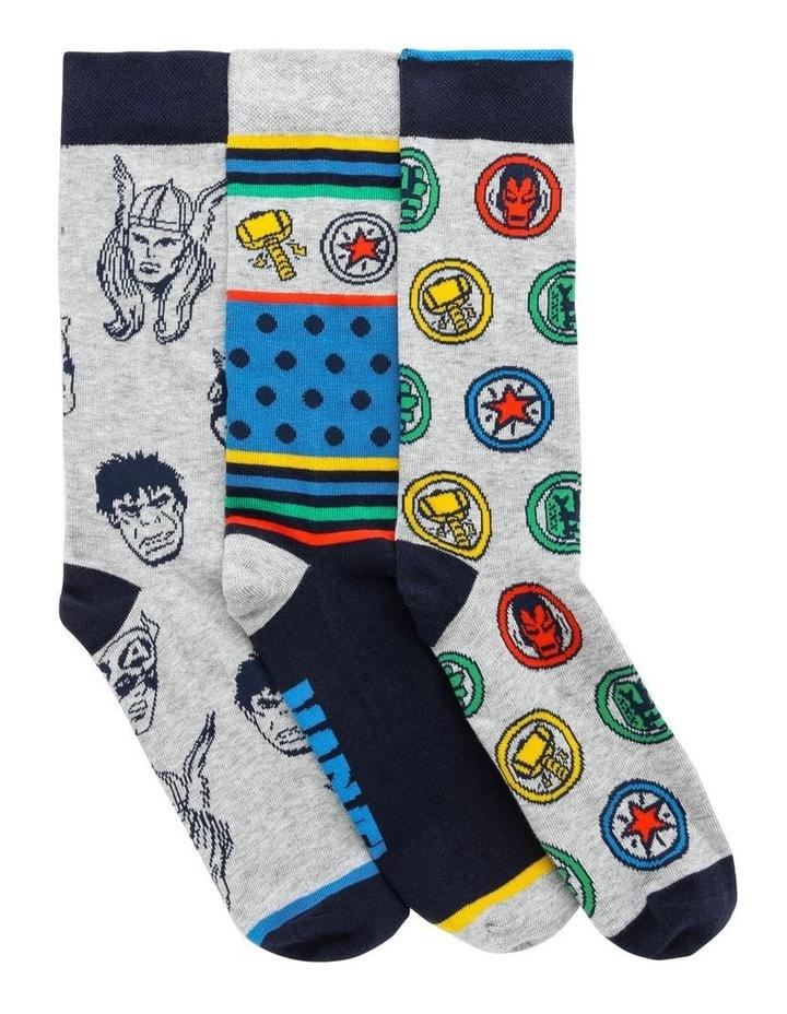 3 Pack Socks Gift Pack image 3