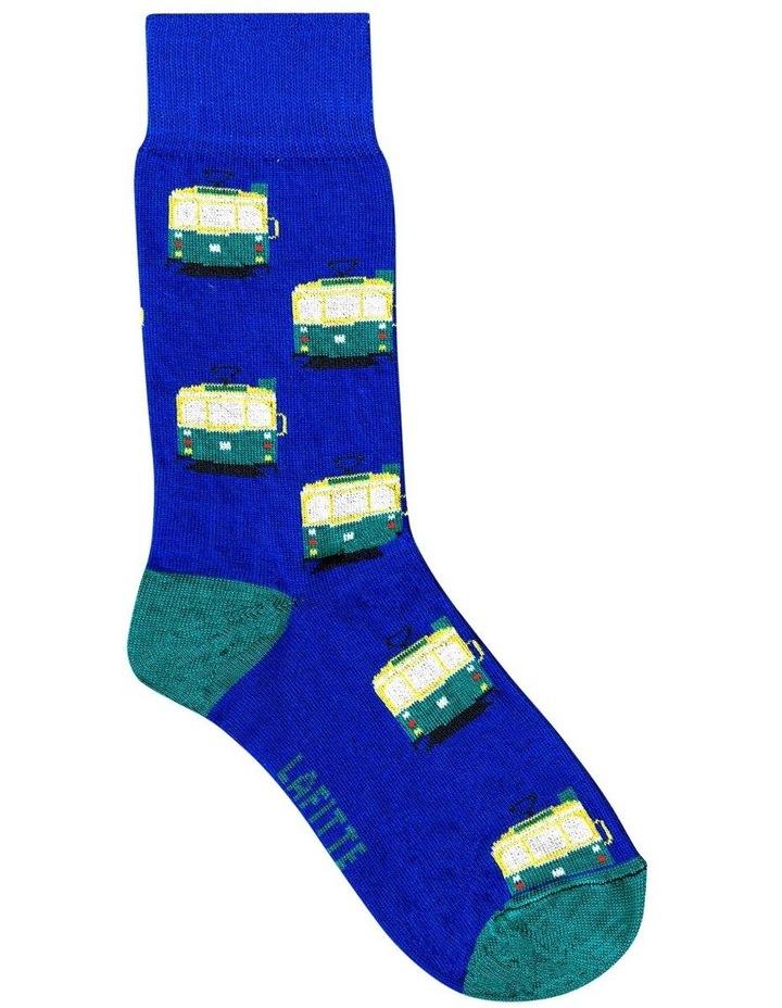 Trams Cotton Sock image 1
