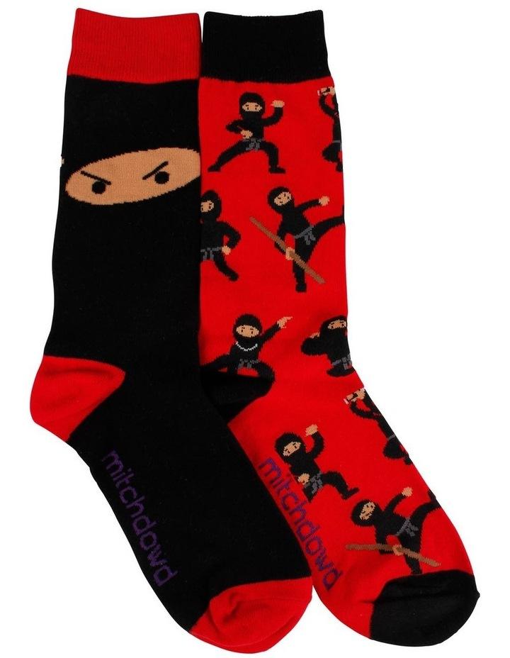 Ninja Oddsocks image 1