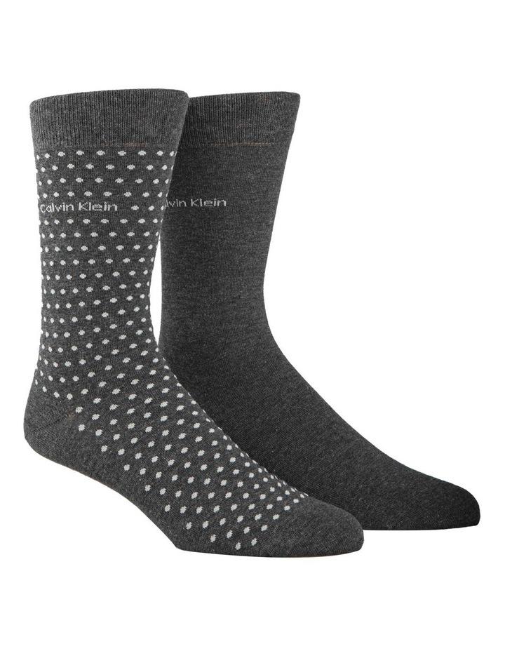 2 Pack Spot Socks image 1