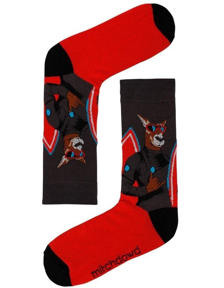 Surf Roo Socks image 1