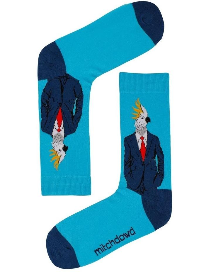 Dressed Up Down Under 5 Pack Socks image 4