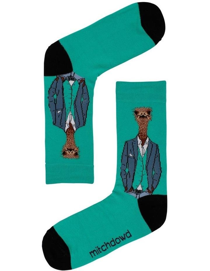 Dressed Up Down Under 5 Pack Socks image 7