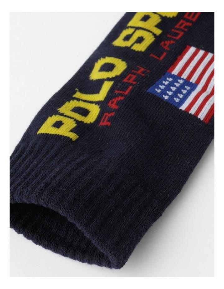 Classic Polo Sport Crew Sock image 2