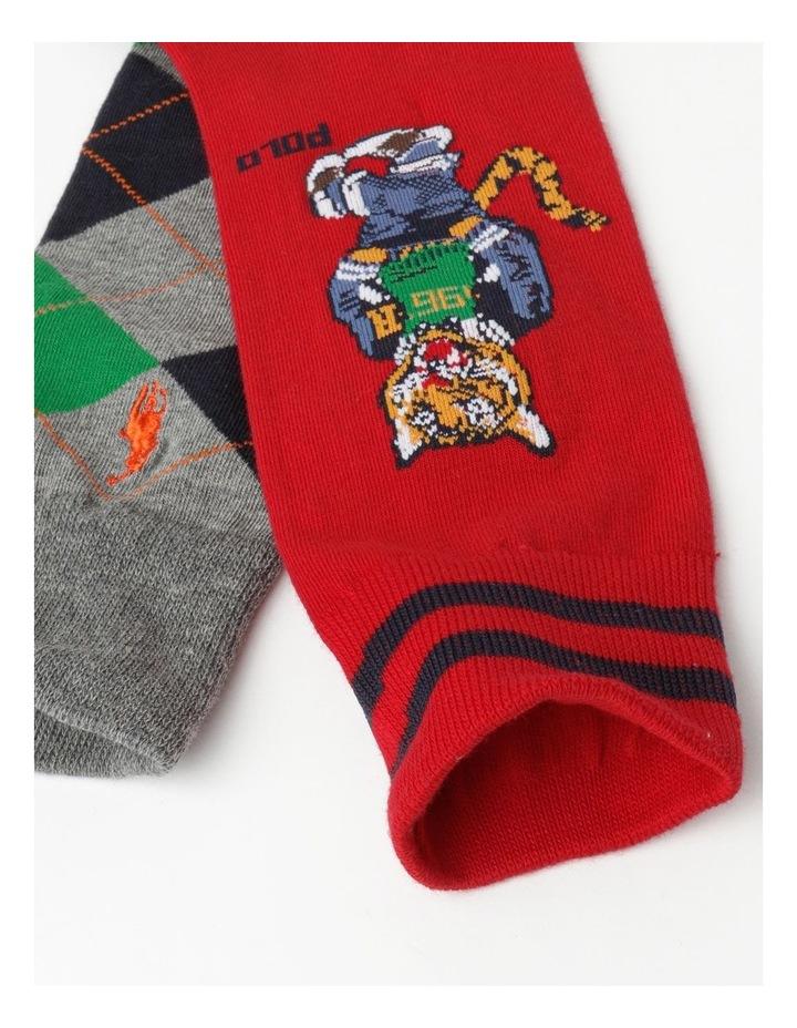 2 Pack Varsity Tiger Socks image 2