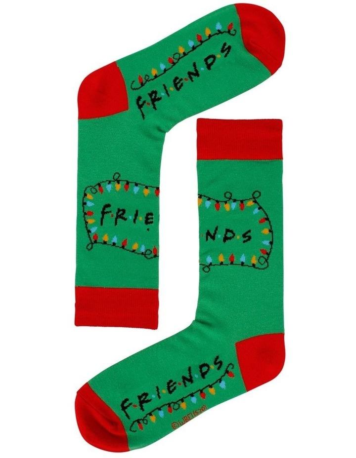 Christmas Lights Sock image 1