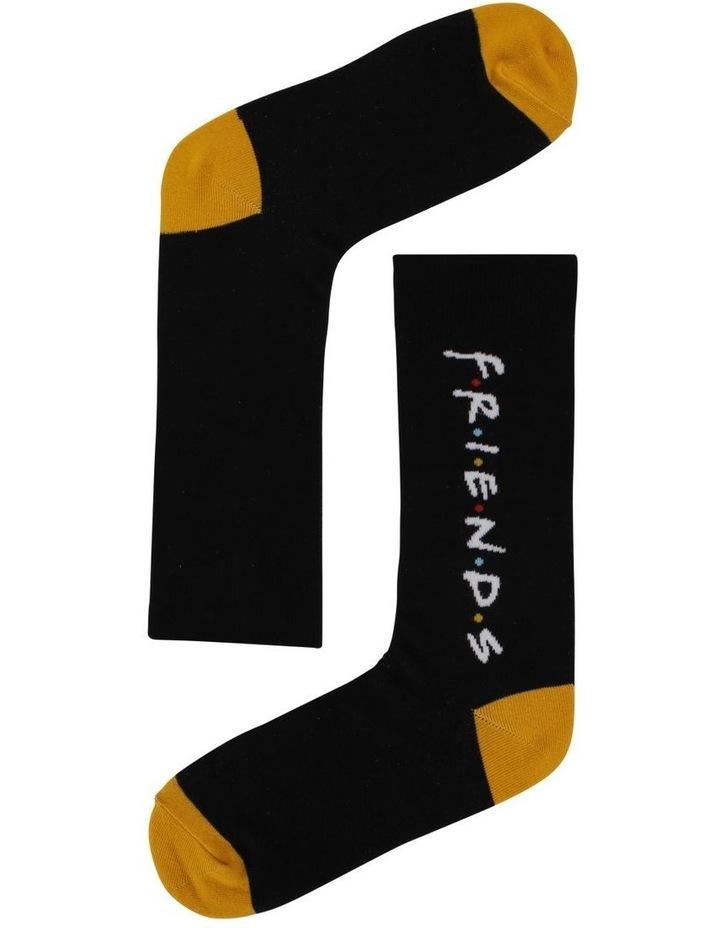Friends Logo Sock image 1