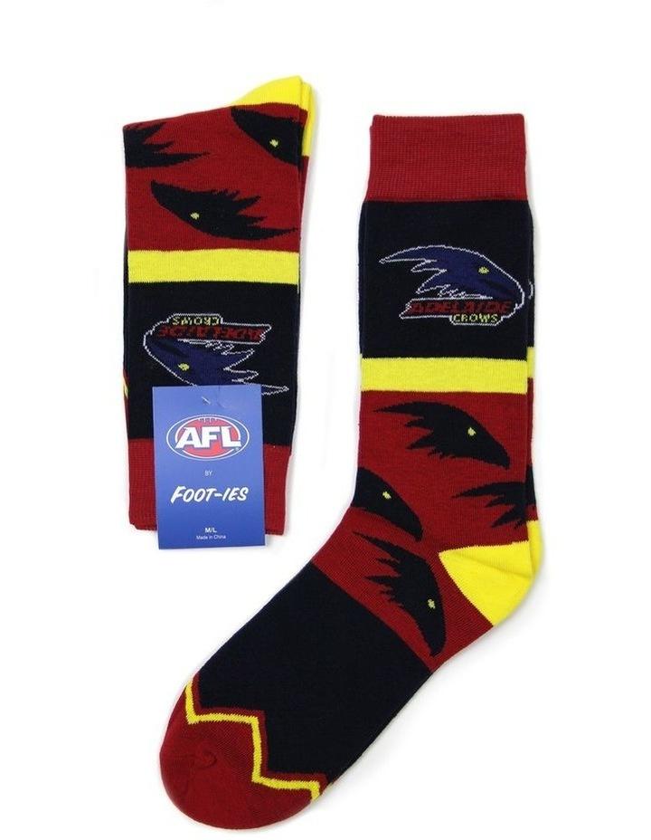 AFL Adelaide Crows Logo Sock image 1