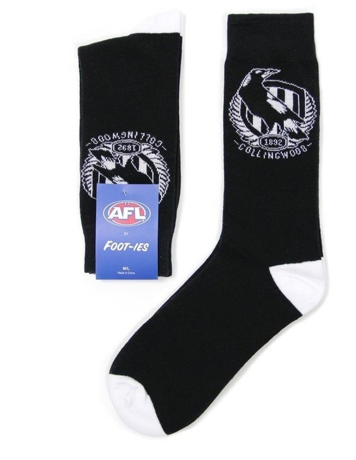 AFL Collingwood Team Sock image 1