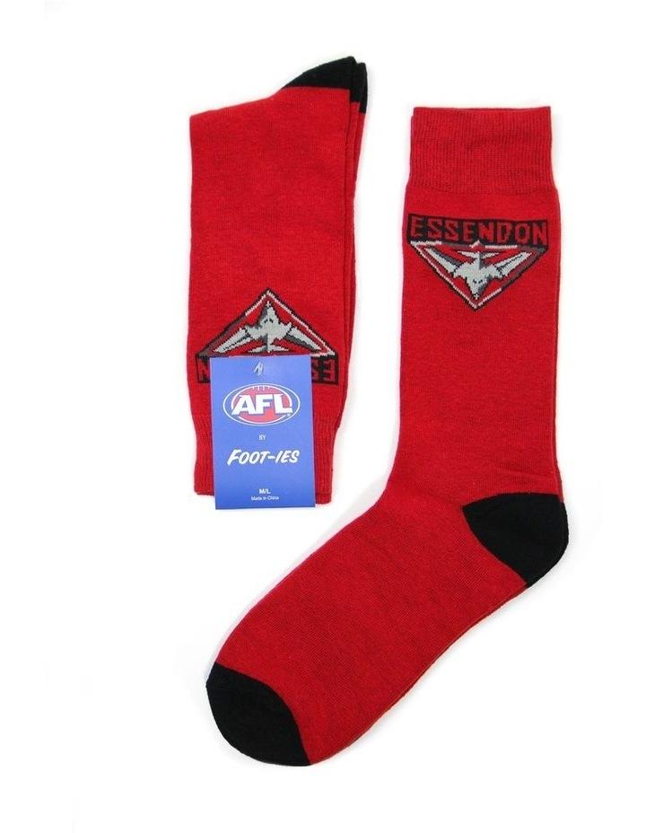 AFL Essendon Team Sock image 1
