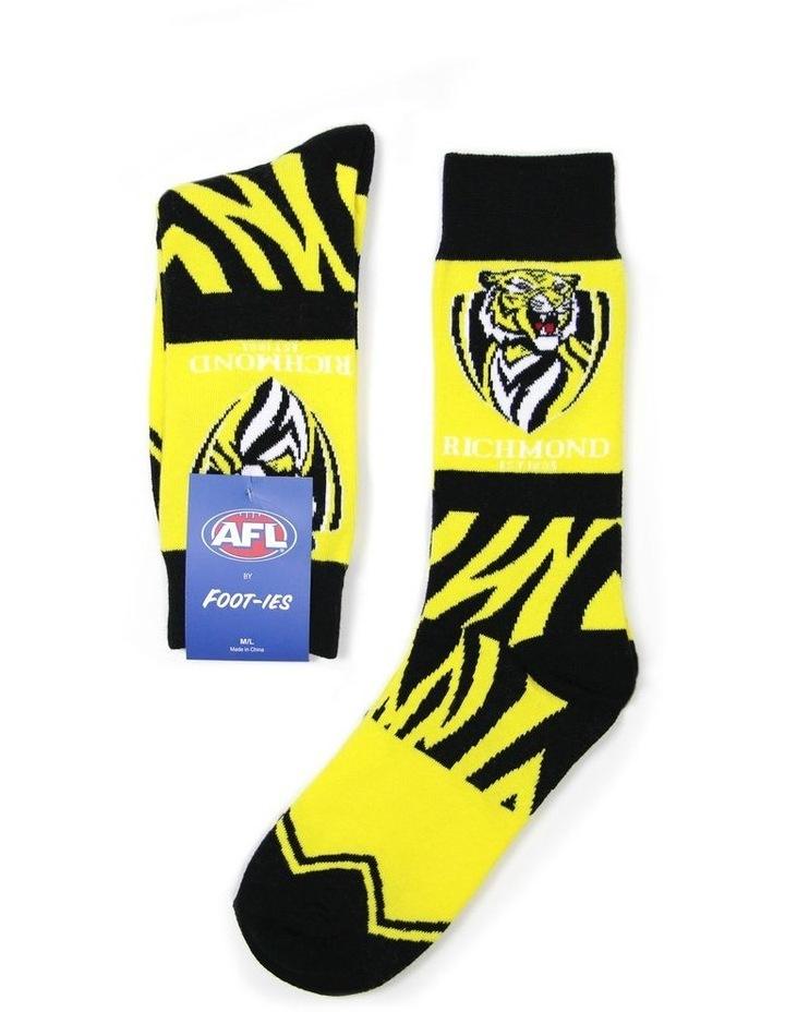 AFL Richmond Logo Sock image 1
