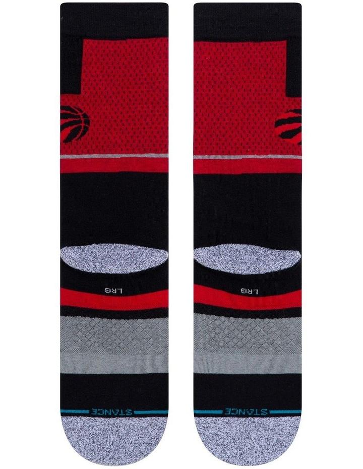NBA Raptors Sock image 3