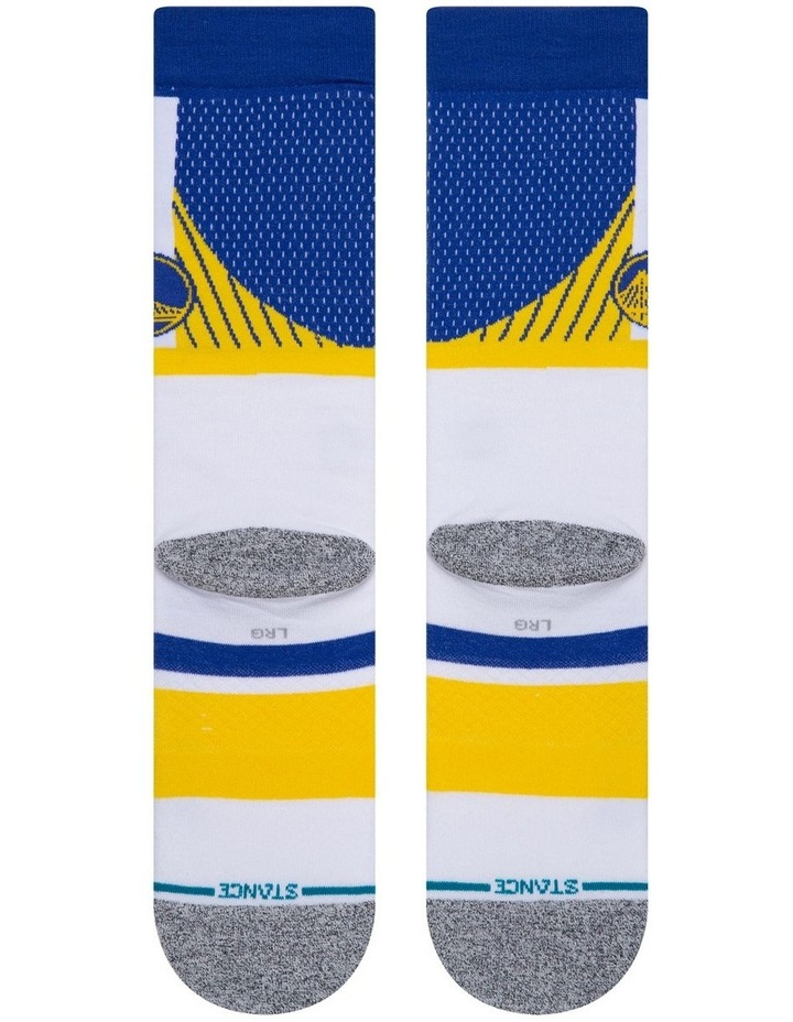 NBA Golden State Sock image 2