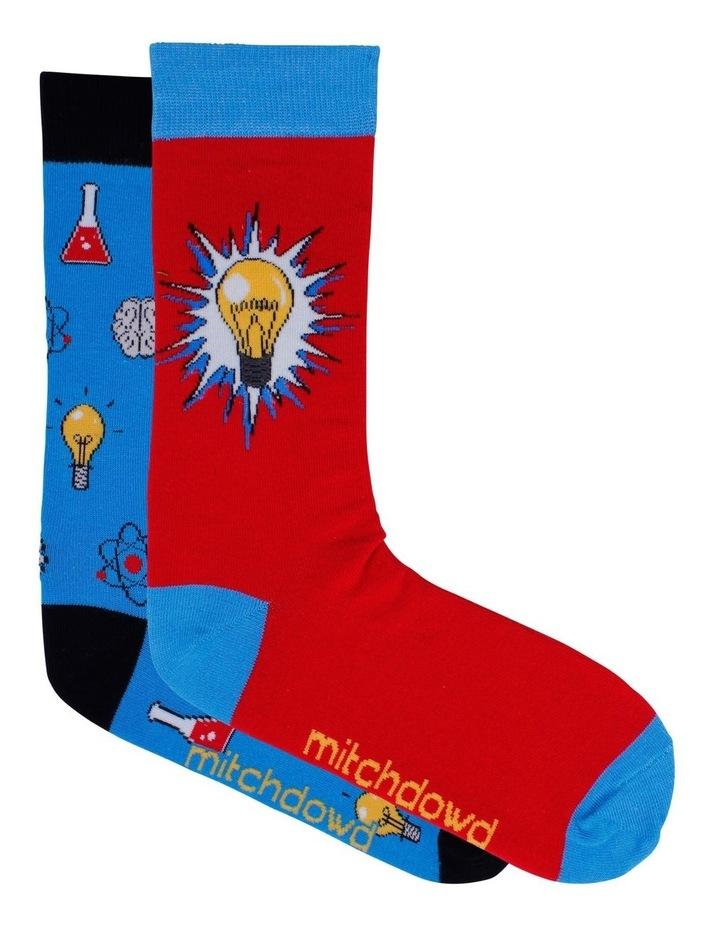 2 Pack Brainiac Socks image 1