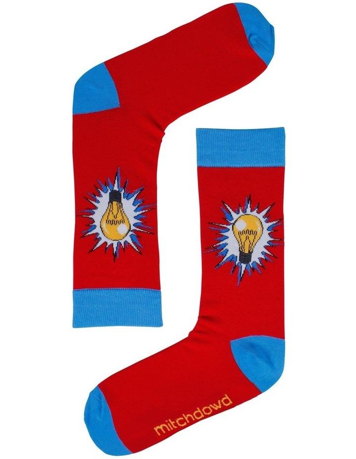 2 Pack Brainiac Socks image 2