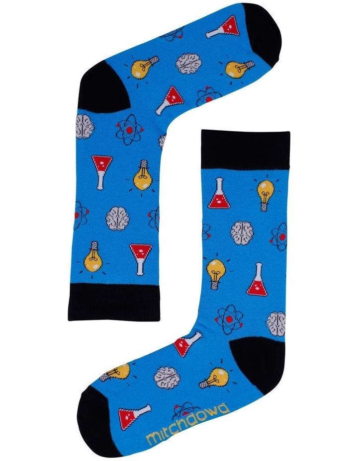 2 Pack Brainiac Socks image 3