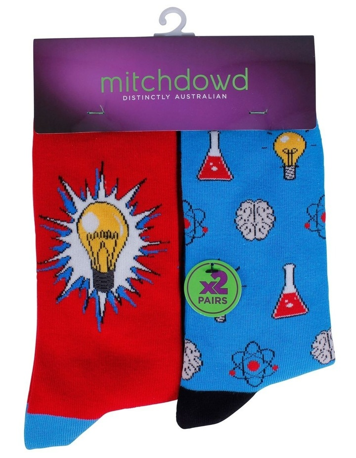 2 Pack Brainiac Socks image 4