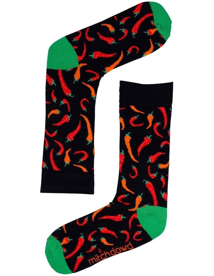 3 Pack Fiesta Time Socks image 4