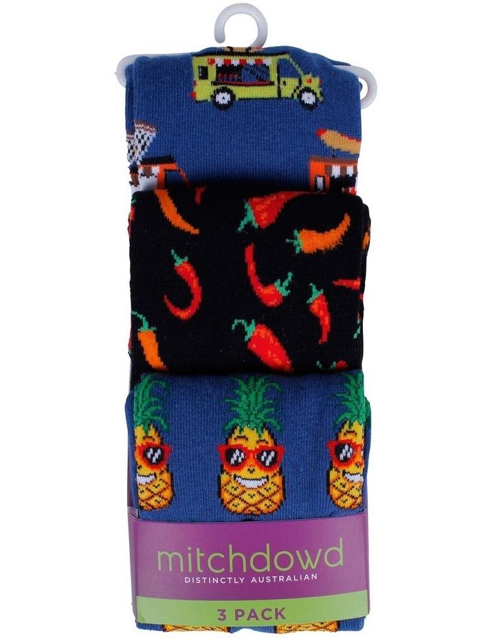 3 Pack Fiesta Time Socks image 5