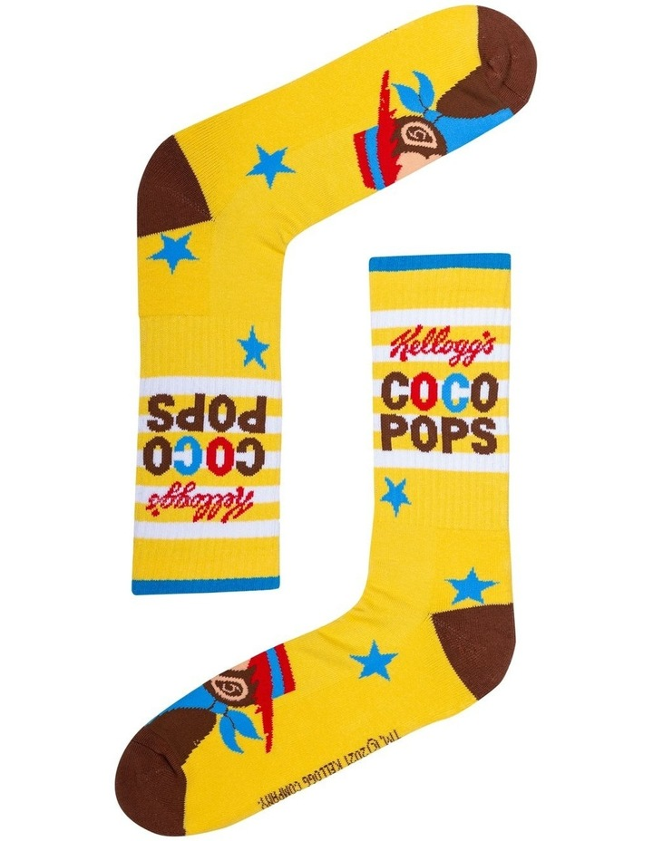2 Pack Coco Pops Crew Socks image 3