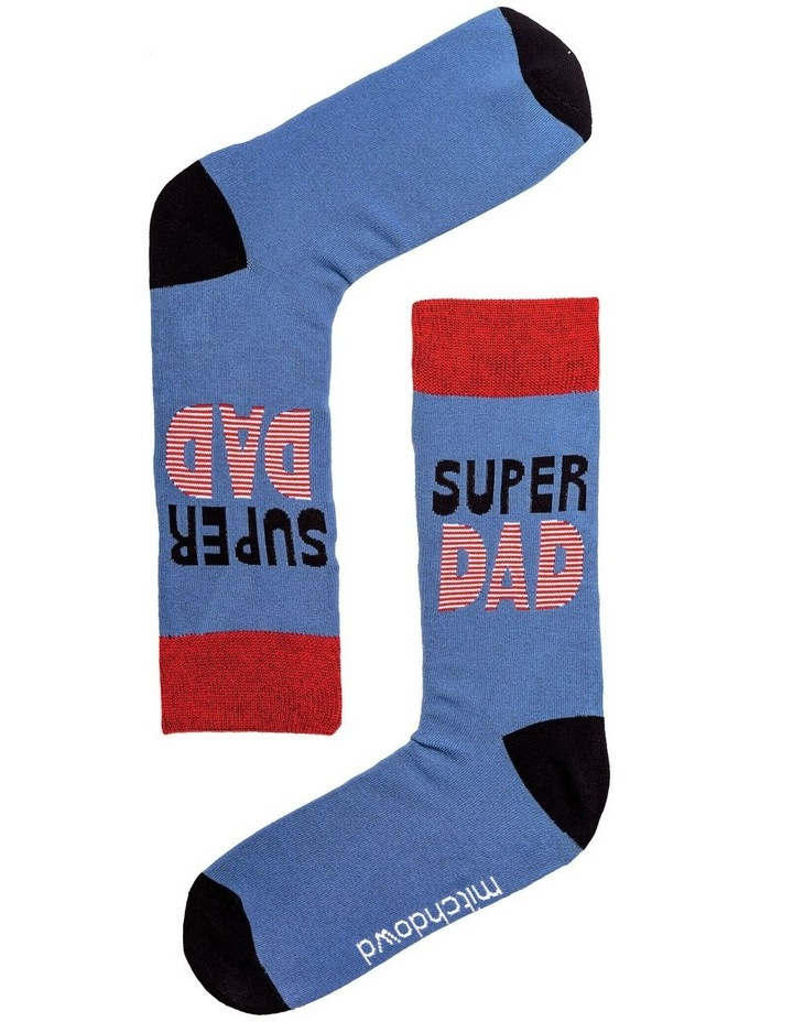 Super Dad Socks image 1