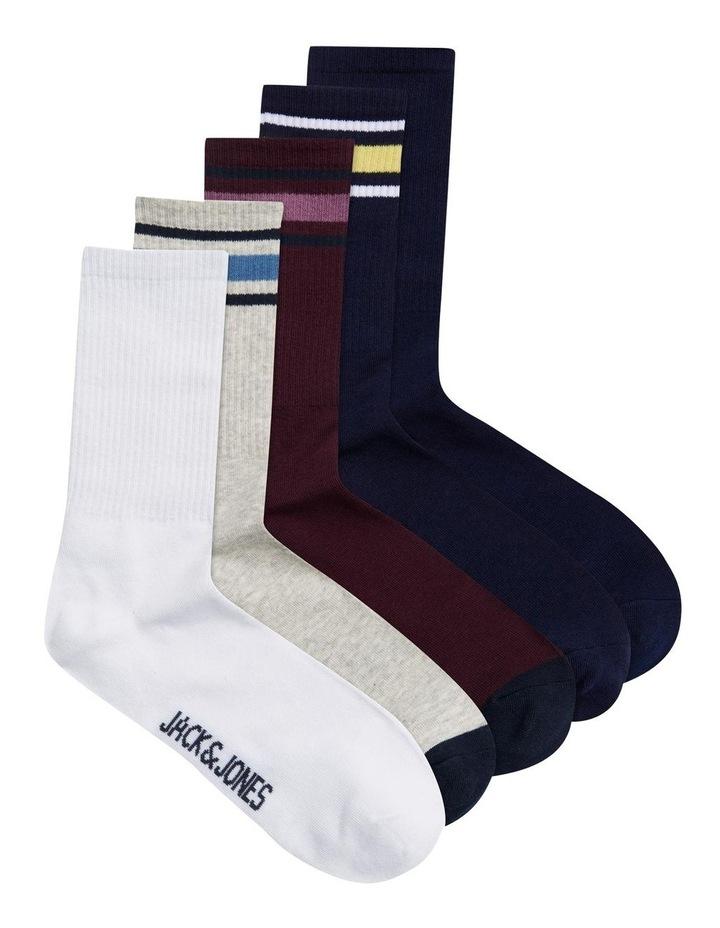 5 Pack Jacivan Sport Socks image 1