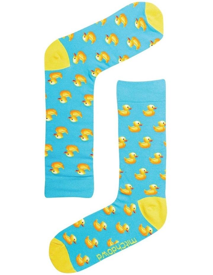 Rubber Duck Socks image 1